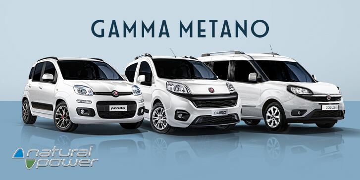 Fiat - gamma metano